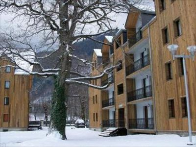 Photo for Nice apt - 300 m from the slopes