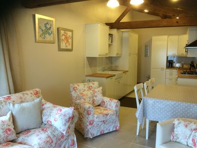 Photo for Chez Mimi your escape to a relaxing rural holiday adjacent to a 'Cave'