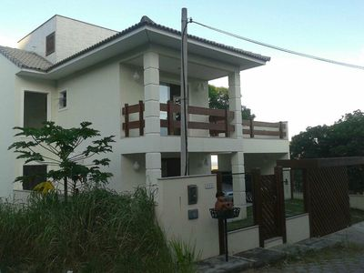 Photo for PÁSSARO - Private house with 4 suites / Terrace / Barbecue / 15 people.