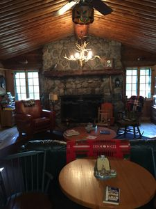 Photo for Fishing/Hunting/Relaxing Cabin located less than a mile from Chase Bridge