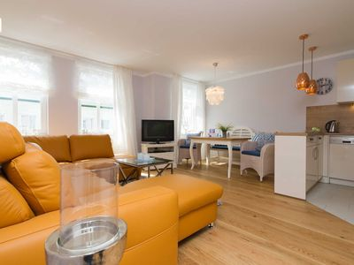 Photo for Apartment Ahlbeck - Haus am Kurpark