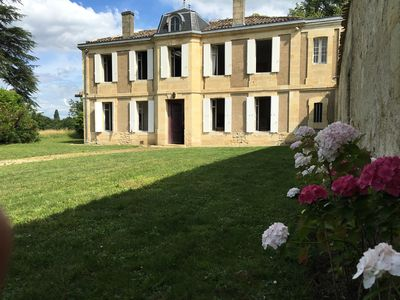 Photo for 5BR House Vacation Rental in Montussan, Nouvelle-Aquitaine