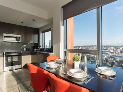 Photo for Downtown Seattle Convention Center Apartments 2 Bedroom
