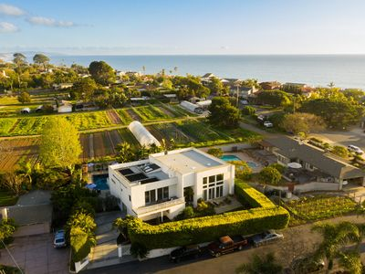 Photo for 1 Blk from Beach | Dazzling Ocean Views | Gorgeous Modern Estate ❤ by AvantStay