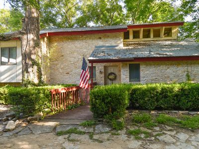 Photo for Relaxing Waterfront Home on Lake Austin, W/ Private Boat Dock
