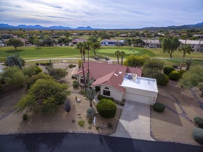 Photo for Rio Verde Country Club White Wing Golf Course/Mountain Views-On 7th Green