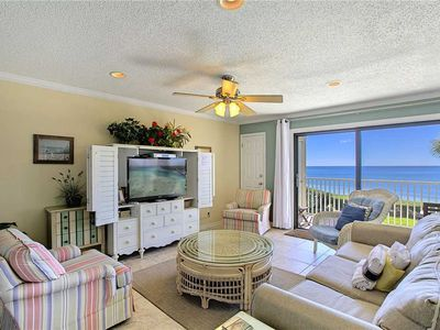 Photo for 203 Capistrano - Gulf Front! 30A! Seacrest Beach! Great Views! Pet Friendly!
