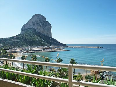 Photo for Apartment Las Conchas II 02  in Calpe/ Calp, Costa Blanca - 4 persons, 2 bedrooms