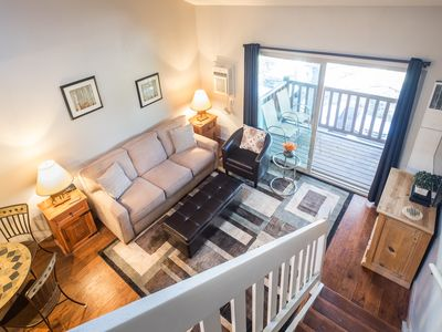 Photo for Spacious Studio Steps From Free Bus To Ski Resorts And Main Street