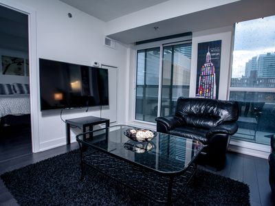 Photo for Luxurious TIFF Entertainment Area/2Bed