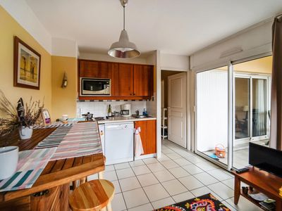 Photo for Residence Les Grands Pins ** - Maeva Private - 2 room apartment 5 people Confort