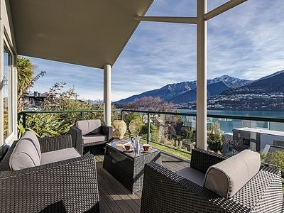 Photo for Lake View on Lewis - Queenstown Holiday Home