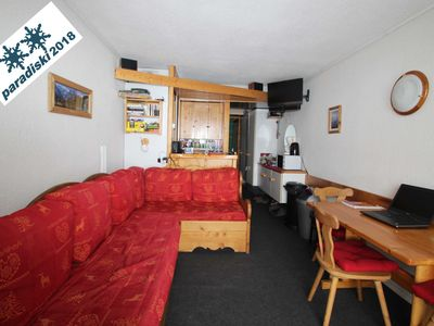 Photo for 1BR Studio Vacation Rental in Bourg St Maurice (Arc 2000)