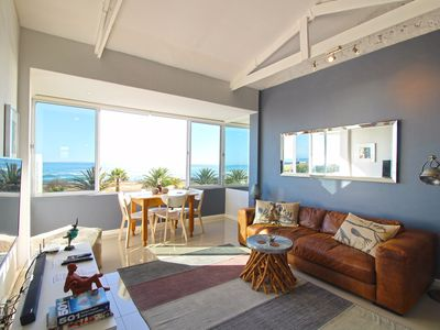 Photo for Stylish Beachfront Gem in Mouille Point!