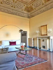 Photo for The apartment is located just 120 meters from Piazza del Campo.