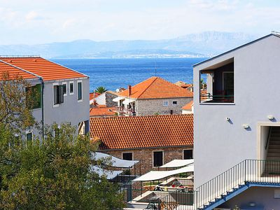 Photo for Apartment Kala Mendula in Brač/Sutivan - 5 persons, 2 bedrooms