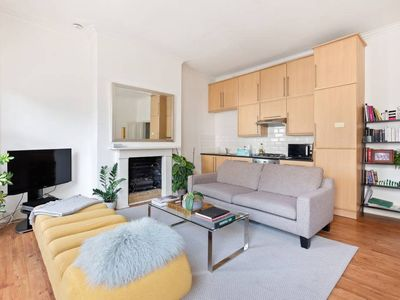 Photo for Lovely 1 bed flat in Notting Hill, 6mins to tube