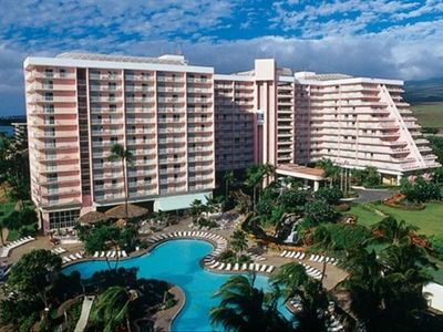Photo for Kaanapali Beach Club Luxury Oceanfront.Christmas! 1bd Dec. 20-27, Only$999*/Week