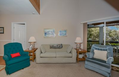 Photo for SV223-Cozy 2 bedroom 2 bath veranda close to the heated pool