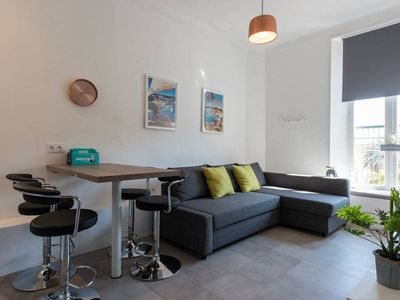 Photo for Relax 1 bedroom apt for 4 Cannes