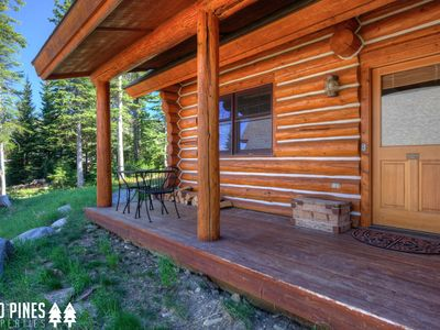 Photo for *Flexible Cancellation Policy*- The Perfect Powder Ridge Cabin Summer Getaway!