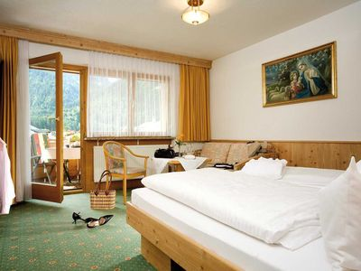 Photo for Double Room Zitterklapfen - Alpenrose - Hotel - Apartments