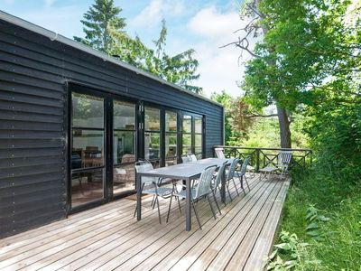 Photo for Vacation home Dråby Strand in Ebeltoft - 10 persons, 4 bedrooms