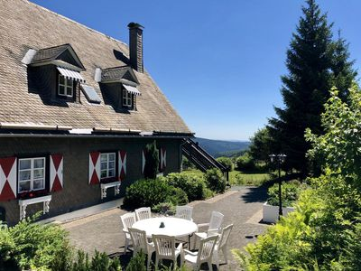 Photo for Large cozy apartment centrally located in Winterberg with panoramic views