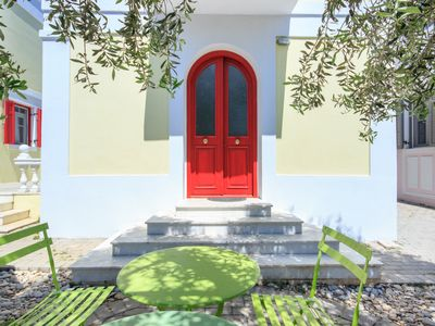 Photo for Villa Clio, 3 bedrooms, Limenaria, Thassos