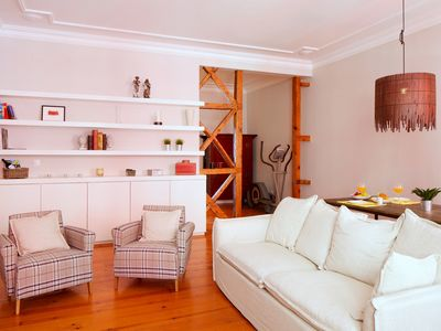 Photo for New 3 Bedroom Ap In Central Lisbon! FREE WIFI