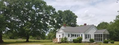 Photo for Tryon International Equestrian Center Is Minutes Away From This Farmhouse!