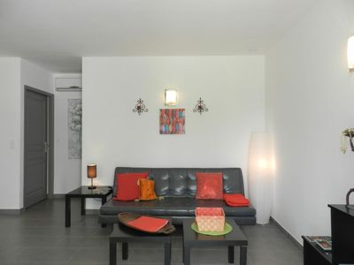 Photo for Apartment in Ghisonaccia with Parking, Internet, Washing machine, Air conditioning (255807)