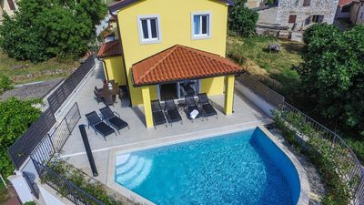 Photo for Villa Cecilia with Private Pool near  Aquacolors