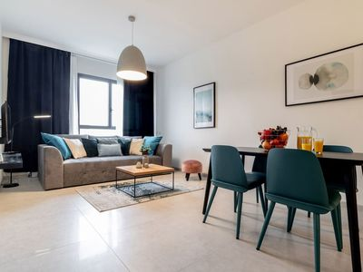 Photo for Stylish 1 bedroom in city center
