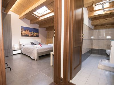 Photo for Casa Malaclà- Double room with private bathroom