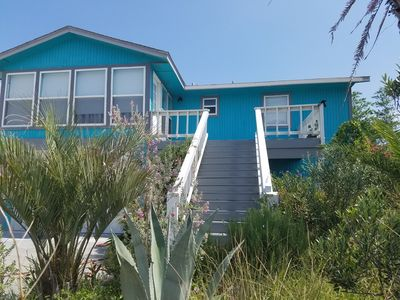 Photo for Beautiful Cozy Beach Cottage, 1 block to beach