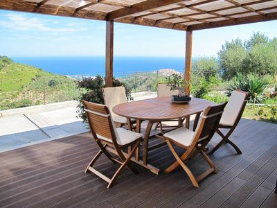 Photo for Vacation home Casa Eda e Genny  in Imperia, Liguria: Riviera Ponente - 5 persons, 2 bedrooms