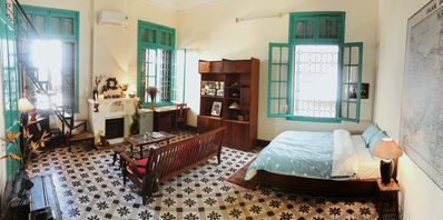 Photo for 1912 INDOCHINE Private&Cozy Apt / Hoan Kiem Dict / Near Main Train Station