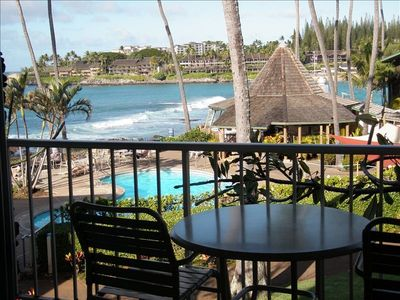 Photo for Napili Shores:1BR:Spectacular Ocean View!Snorkel w/turtles/SU P/Golf/Fall dates!