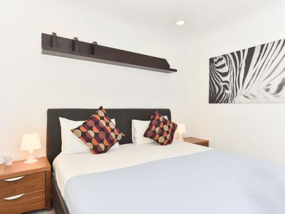 Photo for Apartment Admirals in London South Bank - 4 persons, 2 bedrooms