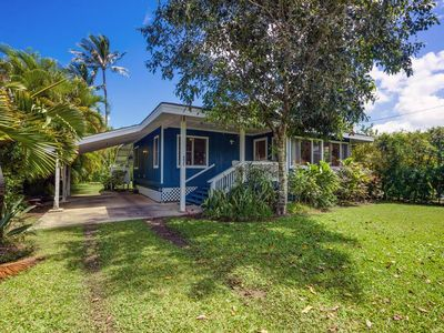 Photo for Charming home - short walk to Hanalei Bay