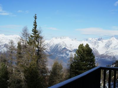 Photo for Chalet 12 people in LA PLAGNE CENTRE paradiski