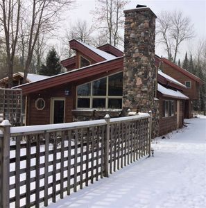 Photo for Custom Built Home Neslted in the Woods
