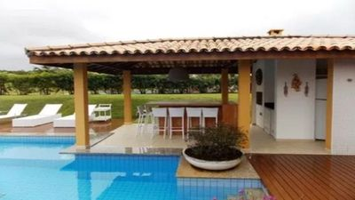Photo for Beautiful Beach House - Cond. Quintas do Sauipe