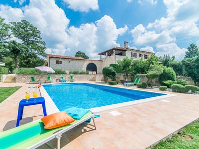 Photo for Villa for up to 8 persons, with private garden and pool