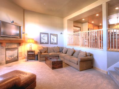 Photo for Luxury 4BR/3.5BA - Park City Town Home