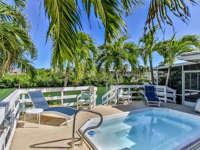 Photo for Bougainvilla 3Bed 3.5 Baths with Swim Spa & dockage