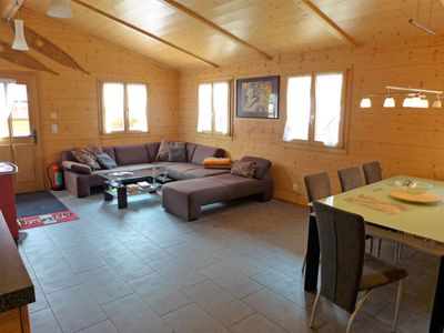 Photo for Vacation home Heiti N° 17 in Gsteig bei Gstaad - 6 persons, 2 bedrooms