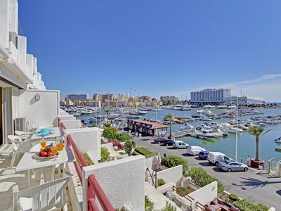 Photo for THE ONE MARINA - Apartment for 2 people in Vilamoura