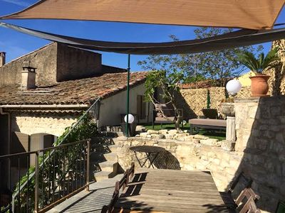 Photo for Charming house made of stone, in Provence, at 3km from Aix en Provence